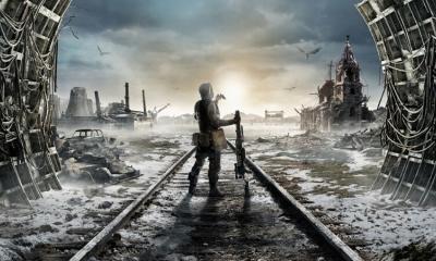 Metro Exodus Switch release date