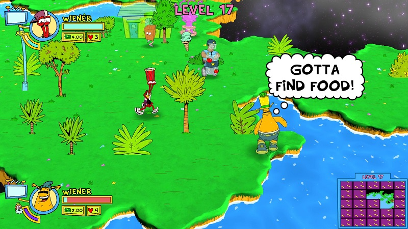 Toejam and Earl Back in the Groove