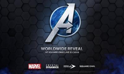 marvel's Avengers title