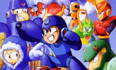 Sega Genesis Mini Mega Man