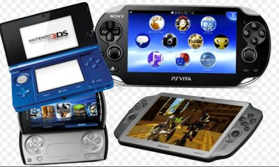 portable console games