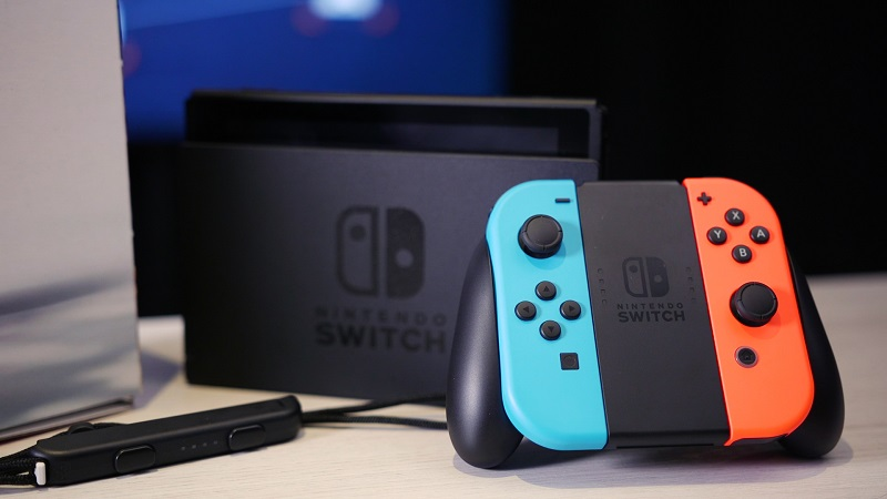 Nintendo Switch improved battery