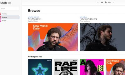 Apple Music Web Beta