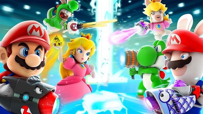 Mario + Rabbids Kingdom Battle discount