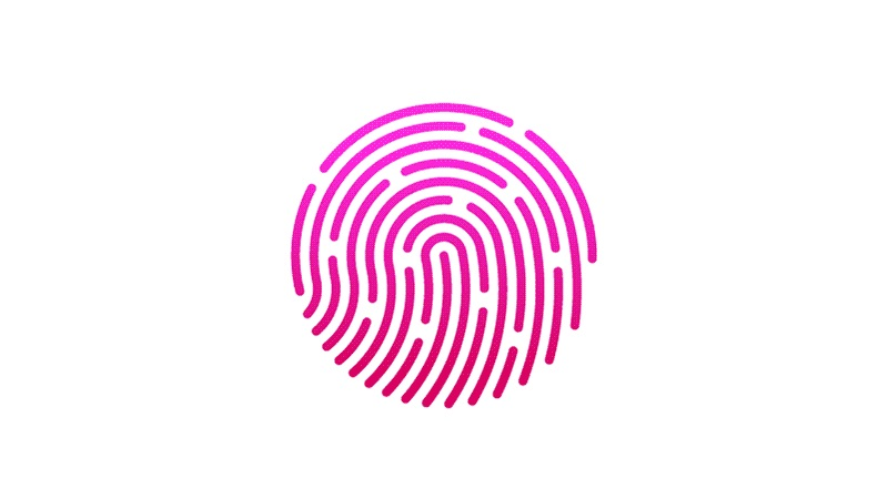 Touch ID future