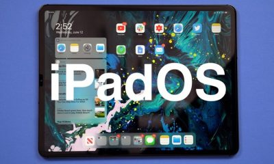 iPadOS out now