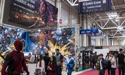 Transylvania ComicCon