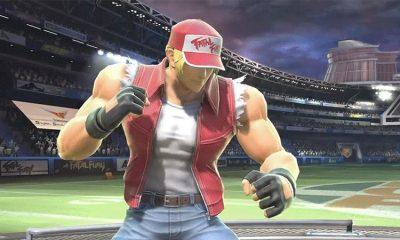 Super Smash Bros. Ultimate Terry Bogard