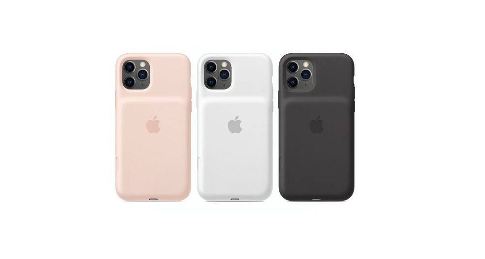 iPhone 11 smart battery cases colors