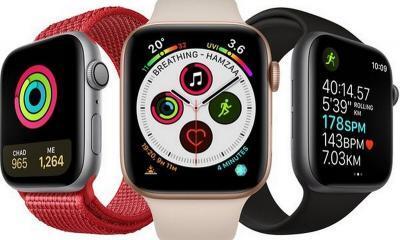 Apple wearables 2019