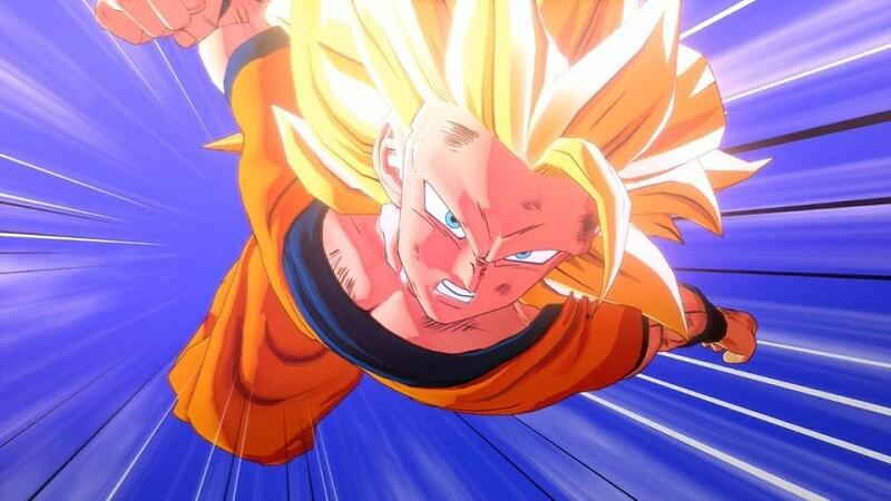 Dragon Ball Z Kakarot download file size