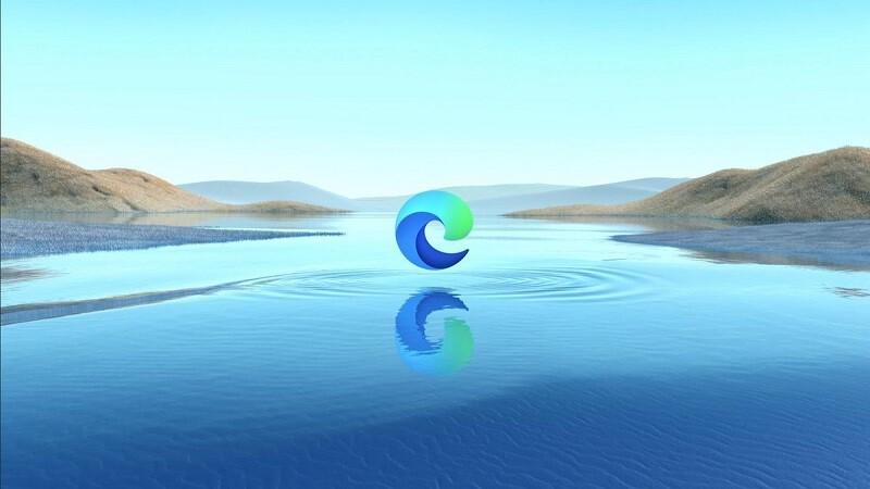 Microsoft Chromium Edge browser