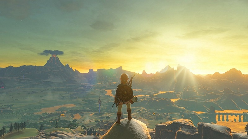Zelda Breath Wild Decade