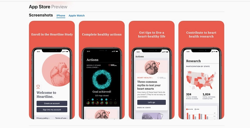 Apple, Johnson & Johnson Team Up For Stroke Risk-Reducing Study And App