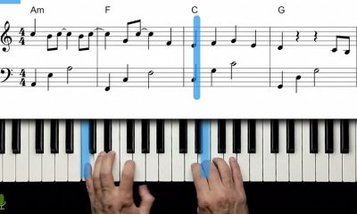 how to play piano skoove