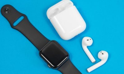 apple wearables domination