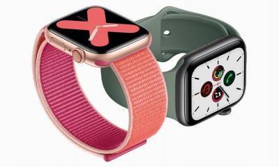 Apple Watch q1 2020 shipments