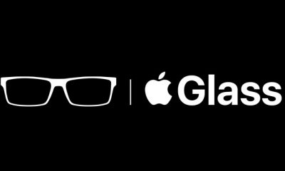 Apple Glass logo