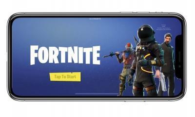 Fortnite iOS legal battle