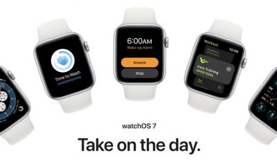 apple watchOS 7 public beta download